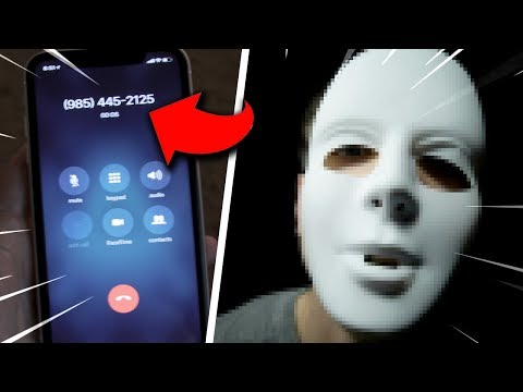 if you call this mysterious phone number, this will happen.. (scary)