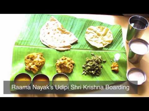 Rama Nayak's Udipi Shree Krishna Boarding in Matunga