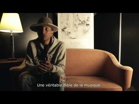 Interview - Pharrell Williams | Montreux Jazz Festival 2014