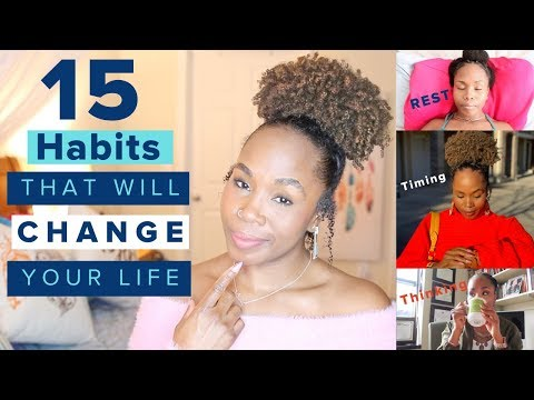 15 Habits To GET YOUR LIFE TOGETHER for 2020!   Mental Health, Wellness, Routine, Productivity