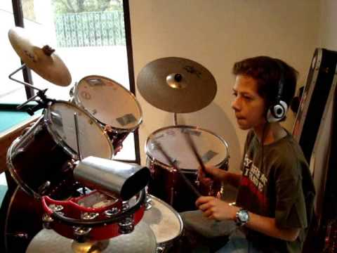 Daniel Powter - Bad Day - Drum Cover - YouTube
