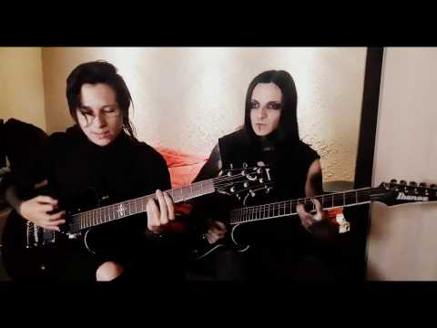 Motionless In White - Eternally Yours(Dual Guitar Tribute) Tabs On Description