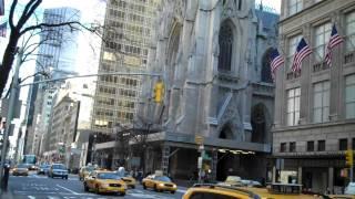 Rockefeller Center & Fifth Avenue New-York City