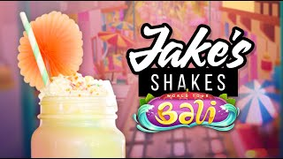 All New Jake's Shakes! Inspired by the beaches of Bali | SYBO TV