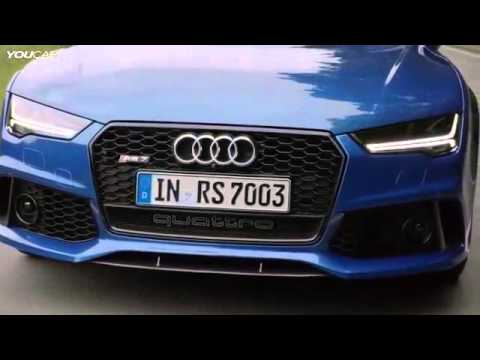 2015 Audi Rs7 Sportback Review Youtube