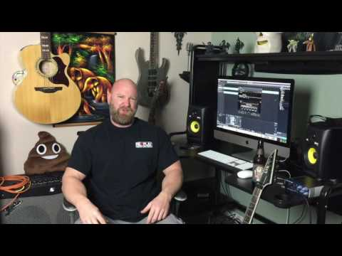 Chris Broderick at Replay Guitar Exchange in Tampa