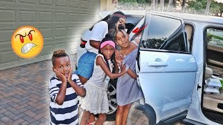 WE KIDNAPPED ILANI FROM AJMOBB FAMILY VLOG
