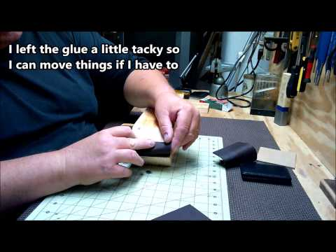 Roulette loops sewing