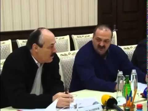 Дербент Live  Сергей Меликов по поводу отставки Яралиева
