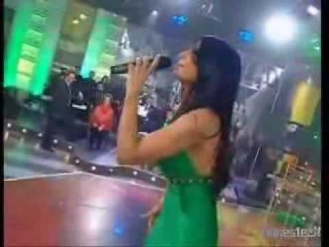 Lagu Arab - Penyanyi seksi Lebanon (Haifa Wehbe)