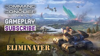 Command and Conquer Rivals Gameplay Live