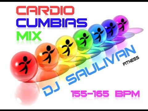 MUSICA CARDIO CUMBIAS MIX- DJSAULIVAN