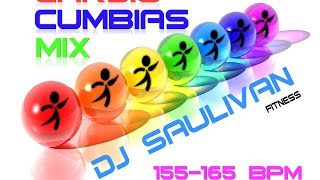 MUSICA CARDIO CUMBIAS MIX- DJSAULIVAN