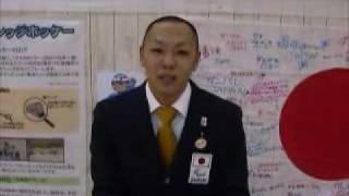 パラリンピック旭川市民壮行会選手コメント