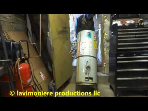 30 gallon gas waterheater replacement