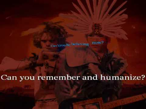 Empire of the sun - We are the people - karaoke