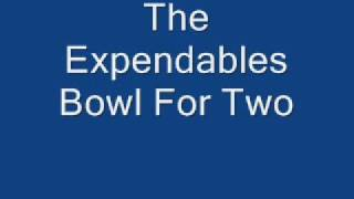 The Expendables Bowl For Two