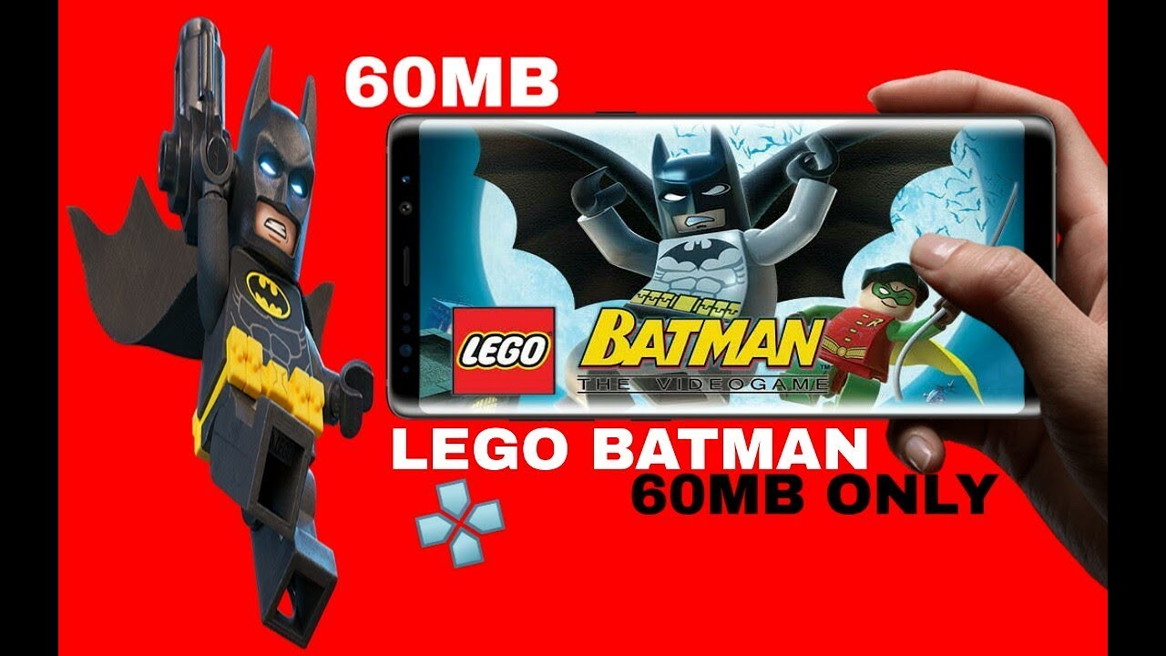 60MB Dounload Lego Batman Highly compressed game for ...