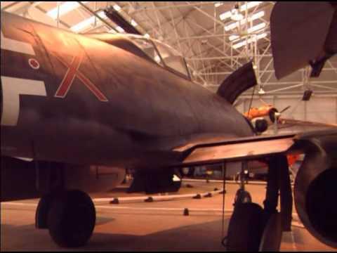 German Jet Fighters in WW2