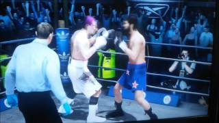 """""""NO TOUCH"""" Mybunnysuit quits LOL :: Fight Night Champion"""
