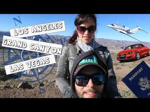 COMO VIAJAR A LOS ANGELES GRAND CANYON Y LAS VEGAS