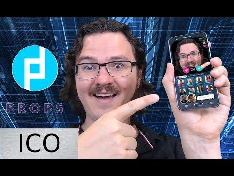 Props ICO Review - Decentralizing Digital Media