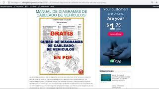 MANUAL DE DIAGRAMA DE CABLEADO DE VEHICULOS EN PDF DESCARGA GRATUITA