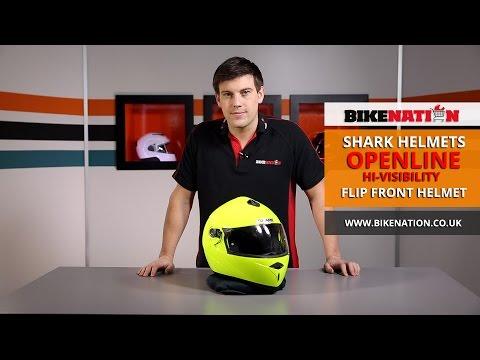 Shark Helmets - Openline - Flip Front Helmet - BikeNation