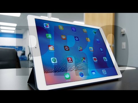 iPad Pro Unboxing - Go Big or Go Home!
