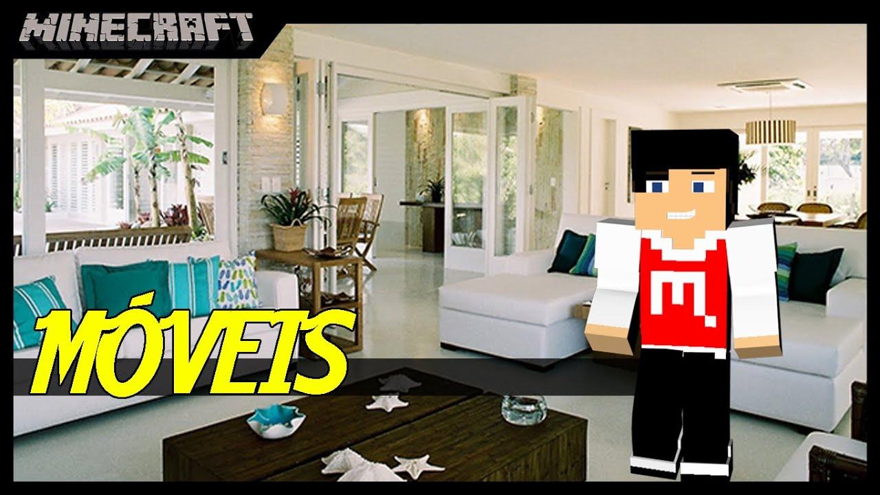 Minecraft 1710 Mod De Mveis MrCrayfishs Furniture
