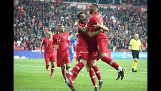 Turkey vs Moldova 4 - 0 Goals & highlights EURO