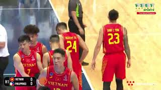 [[TRỰC TIẾP]] Bóng rổ SEA Games 30 Việt Nam - Philippines