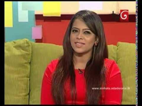 Deran Tv Interview with Menaka Maduwanthi | Sri Lankan Model | Actress - www.LankaChannel.lk