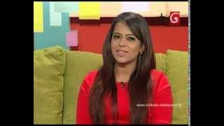 Deran Tv Interview with Menaka Maduwanthi | Sri Lankan Model | Actress - www.LankaChannel.lk