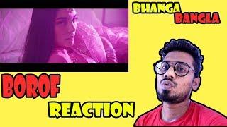 Bhanga Bangla BOROF Official Music REACTION SONY MUSIC INDIA DIDAR theCRAZYbros
