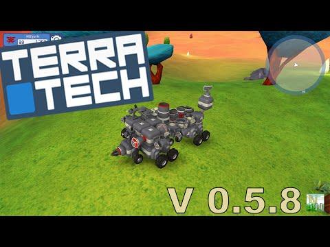TerraTech v0.5.8 Поиск