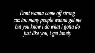 Drake - I Get lonely Too With Onscreen [Lyrics and Download Link ]