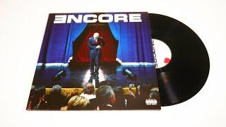 Eminem   Encore Vinyl Unboxing