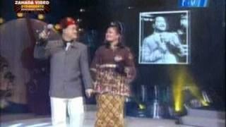 BINTANG P RAMLEE 2010 ZON SARAWAK Jefrey Ismail Shaharah Taha