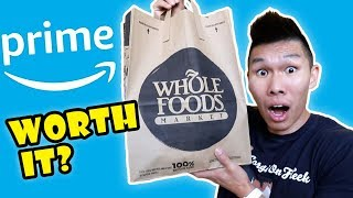 Amazon's Prime Discount at Whole Foods Worth It? || Life After College: Ep. 601