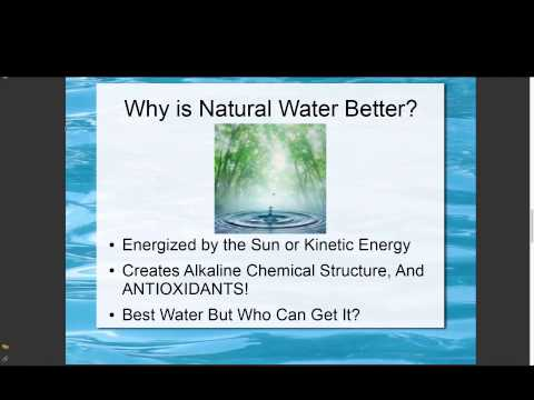 Should you drink alkaline, ionized water?  Is it safe?
