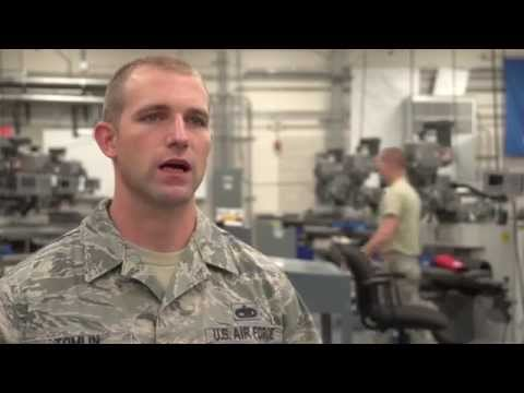 Air Force Occupations: Aircraft Metals Technology