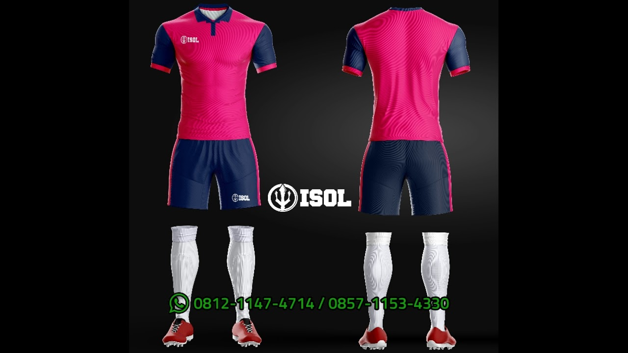 Desain Jersey Futsal Kerah Terbaik Isol Sport 2018 Youtube