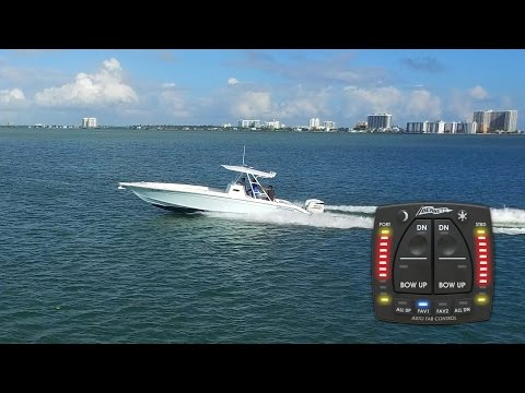 Bennett AutoTrim Pro - Like Cruise Control for Your Trim Tabs