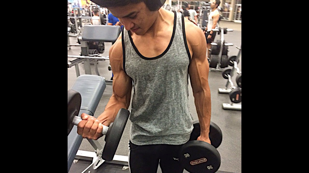 Top 4 Best Bicep Workouts