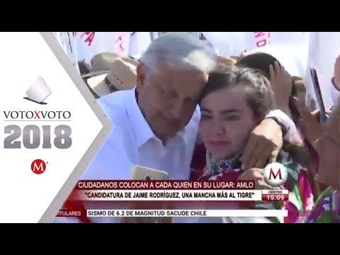 """Candidatura de 'El Bronco', una """"mancha más al tigre""""- AMLO"""