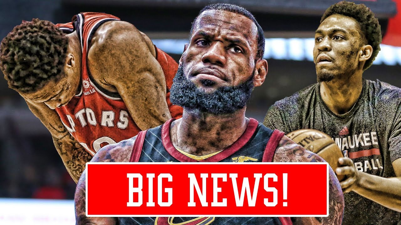 DeRozan and Lowry are MAD! The LeBron James DREAM GAME ... Jabari Parker Lebron James