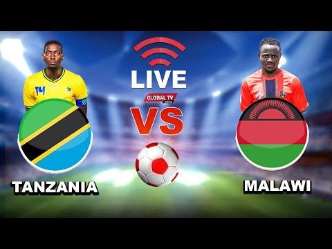 Live: Tanzania 0-0 Malawi – Uwanja Wa Mkapa, Mechi Ya Kirafiki…-Michezoni leo