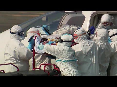 США продолжают сохранять лидерство по числу зараженных коронавирусом.