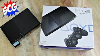 Sony Playstation 2 Slim Unboxing
